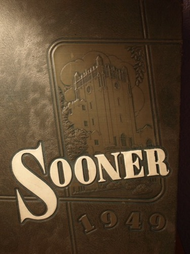 sooner yearbook 1949