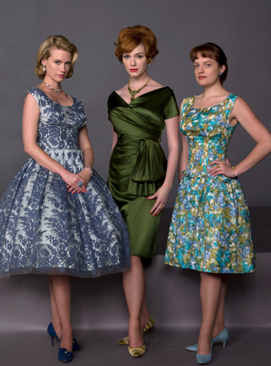Lovely Ladies of Mad Men