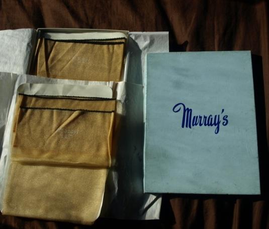 Vintage Nylon Stockings