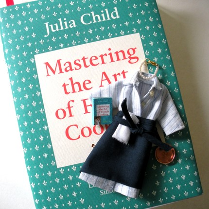 Julia Child Doll