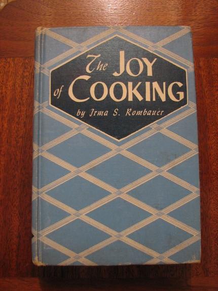 Retro Joy of Cooking 1946