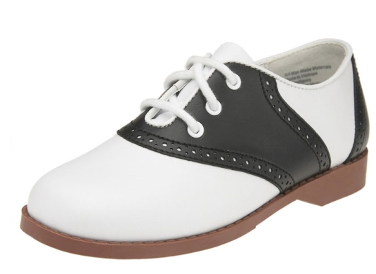 Oxford Shoe modern