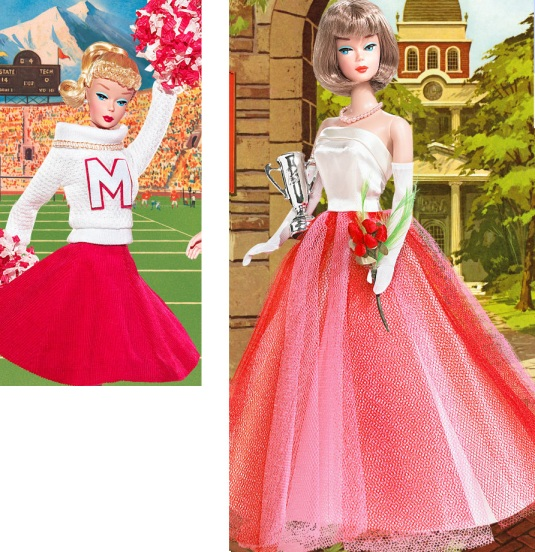 campus barbie