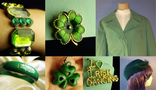 St pattys Day items